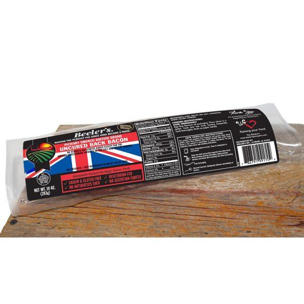 British Back Bacon