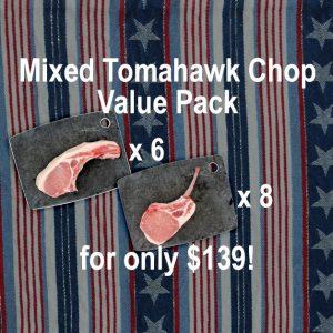 Mixed Tomahawk Chop Bundle